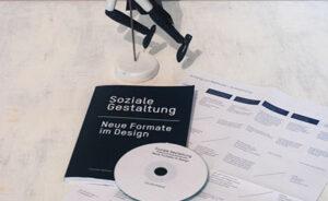 """masterabreit """"soziale gestaltung- neue formate im design"""" von claudia vollmer"""